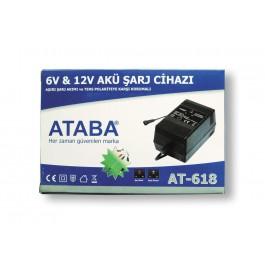 Ataba AT-618 6V/12V 1800mAh punjač olovnih akumulatora