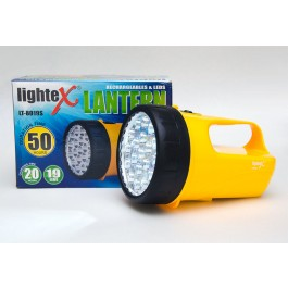 Lightex LT-8019s LED baterijska lampa sa akumulatorom