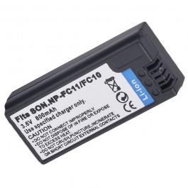 Baterija za Sony NP-FC10/FC11 3.6V 750mAh Li-ion