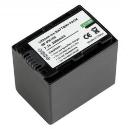 Kamera NP-FH100 7.2V 4000mAh Li-Ion punjiva baterija