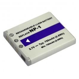 Kamera SLB-0837 3.7V 930mAh Li-Ion punjiva baterija
