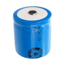 PKCELL 1/2D 1.2V 2500mAh Ni-Cd industrijska punjiva baterija