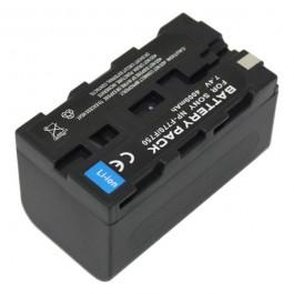 Kamera NP-F750/770 7.2V 4400mAh Li-Ion punjiva baterija