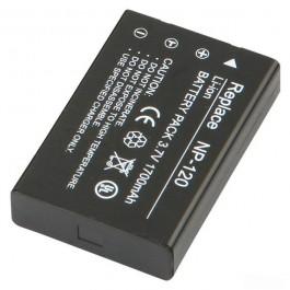 Kamera NP-120 3.7V 1950mAh Li-Ion punjiva baterija