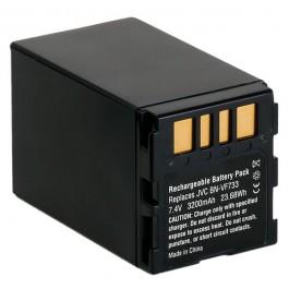 Kamera BN-VF733U 7.2V 3300mAh Li-Ion punjiva baterija