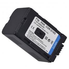 Kamera CGR-D16S 7.2V 2000mAh Li-Ion punjiva baterija