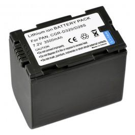 Kamera CGR-D28S 7.2V 3300mAh Li-Ion punjiva baterija