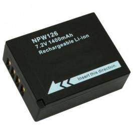Baterija za FujiFilm NP-W126 7.2V 120mAh Li-ion