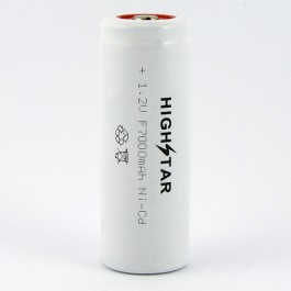 High-Star F 1.2V 7000mAh Ni-Cd punjiva baterija