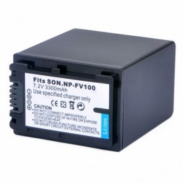 Baterija za Sony NP-FV100 7.2V 3900mAh Li-ion