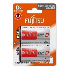 Fujitsu Universal Power LR20 (2B) FU 1/2 1.5V alkalna baterija