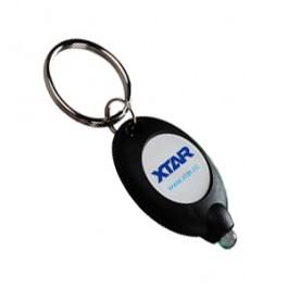 XTAR XPK-2 LED lampa privezak crna