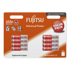 Fujitsu Universal Power LR03 (8B) FU 8/1 1.5V alkalne baterije