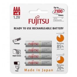 Fujitsu AAA HR-4UTCEU (4B) 1.2V 800mAh Ni-MH punjiva baterija
