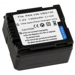 Digi Power Panasonic VW-VBG130/070 7.2V 1320mAh Li-ion bat