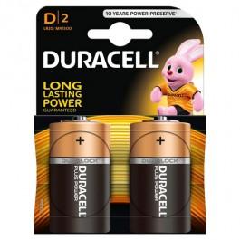 Duracell BASIC LR20 1/2 1.5V alkalna baterija
