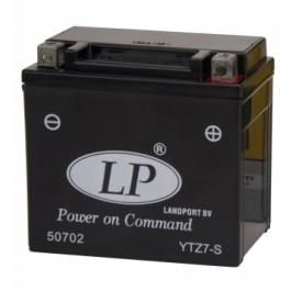 Landport YTZ7-S D+ 12V 6Ah SLA starterski akumulator za motocikl