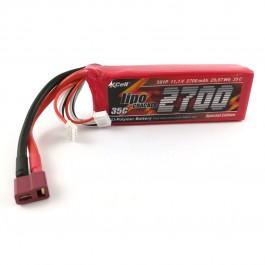 XCell Cracker 11.1V 2700mAh Li-ion polymer industrijska punjiva baterija