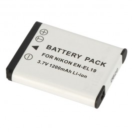 Kamera EN-EL19 3.7V 900mAh Li-Ion punjiva baterija