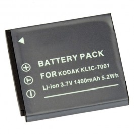 Baterija za Kodak Klic-7001 3.7V 720mAh li-ion