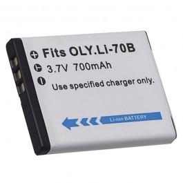 Baterija za Olympus Li-70b 3.6V 650mAh li-ion