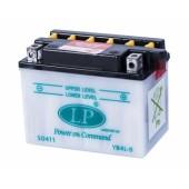 Landport YB4L-B D+ 12V 4Ah starterski akumulator za motocikl