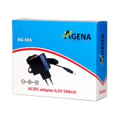 Agena Energy AG-565 6,5V 500mA AC/DC adapter