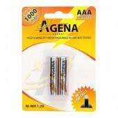 Agena Energy AAA 2/1 1.2V 1000mAh Ni-MH punjiva baterija