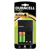 Duracell CEF14 punjač baterija sa 2 AA 1300mAh punjive baterije