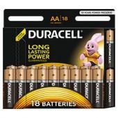 Duracell BASIC LR6 1/18 1.5V alkalna baterija