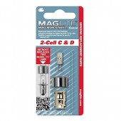Maglite LMXA201L-S2D/S2C sijalica za baterijsku lampu