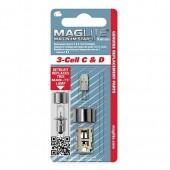 Maglite LMXA301L-S3C/S3D sijalica za baterijsku lampu