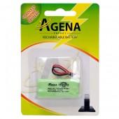 Agena Energy 2xAAA 2.4V 1000mAh Ni-MH punjiva baterija
