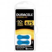 Duracell 675/PR44 1.45V baterija za slušni aparat