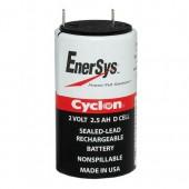 EnerSys Cyclon D 2V 2500mAh SLA baterija