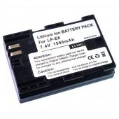 Baterija Canon LP-E6 7.4V 1600mAh Li-ion