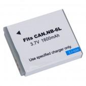 Baterija Canon NB-6L 3.7V 1000mAh Li-ion
