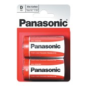 Panasonic R20 1/2 1.5V Cink-karbon baterija