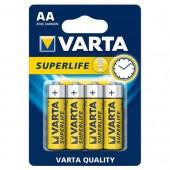 Varta Superlife R6 1.5V cink-karbon baterija