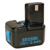 Prepakivanje baterija za ručni alat Hitachi EB1220BL 12V 2000mAh Ni-Cd