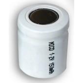 Baterija 1/3AA 1.2V 150mAh Ni-Cd punjiva