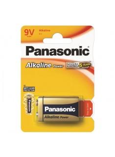 Panasonic 6LR61 9V  Bronze alkalna baterija