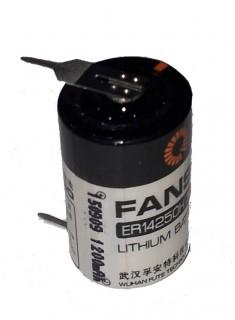 Fanso ER14250H/2PT 3.6V 1.2Ah litijumska baterija