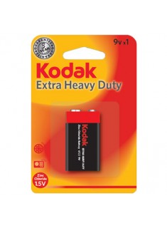 Kodak 9V Heavy Duty obična baterija