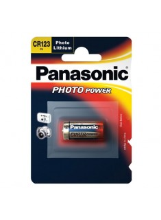 Panasonic CR123 3V litijumska baterija