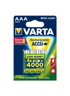 Varta AAA 1/4 1.2V 800mAh Ni-MH Ready2Use punjiva baterija