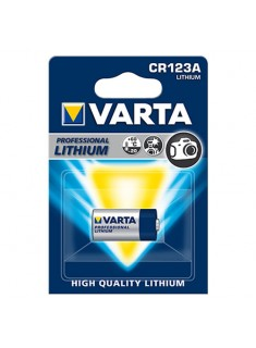 Varta CR123A 3V litijumska baterija