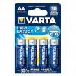 Varta High Energy LR6 1/4 1.5V alkalna baterija