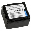 Digi Power Panasonic VW-VBG130/070 7.2V 1320mAh Li-ion bat