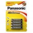Panasonic LR03 1/4 1.5V Bronze alkalna baterija